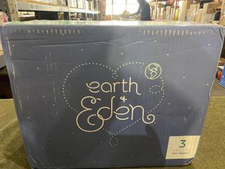 Earth   Eden Baby Diapers Size 3 180 Count
