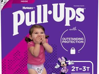 Pull Ups Girls  learning Designs Training Pants  2T 3T  94 Ct