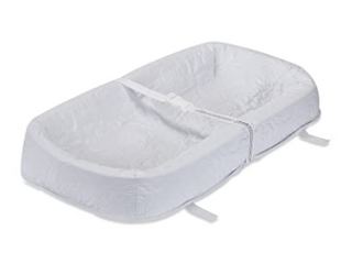 lA Baby Waterproof 4sided Cocoon Style Changing Pad 30