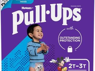 Pull Ups Boys  learning Designs Training Pants  2T 3T  94 Ct