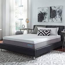 Future foam slumber solutions choose your comfort 12 mattress queen