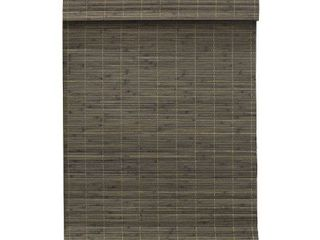Radiance Cordless Dockside Flatstick Bamboo Roman Shade