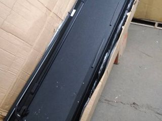 black fold up truck bed cover and rails 6 ft bed model tg96410t toyota