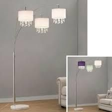 Silver Orchid Ferrari 3 light Crystal Pendants Arch Floor lamp  Retail 332 99