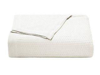 Nautica Baird Cotton King Blanket Bedding