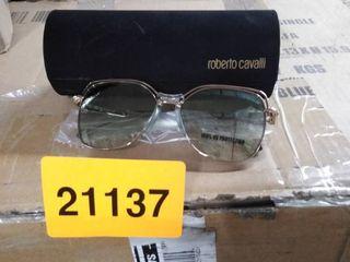 roberto caballi sun glasses with case
