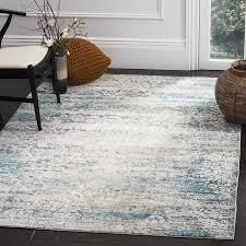 favieh aria rug blue cream 428 cm x 305 cm ARA 156B 10