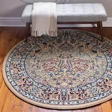 nain collection beige 10 ft round
