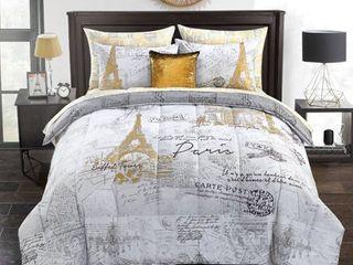 Mainstays Voyager En Paris Bed In A Bag  Queen