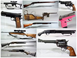 Winter Firearm And Sportsman Auction