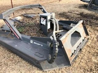 Bradco Ground Shark Mulcher 72