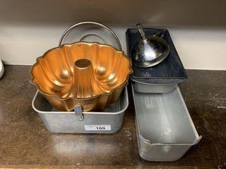 Asst  Baking Pans
