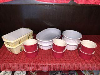 Corning   HIC Ramekin Bowls