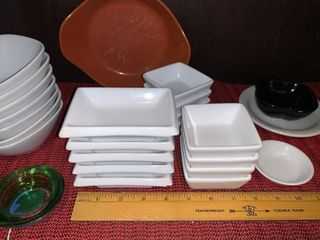Pier 1 Sauce Dishes  Dipping Bowls  etc