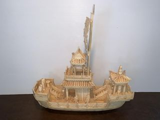 Decorative Chinese Emperor Barge