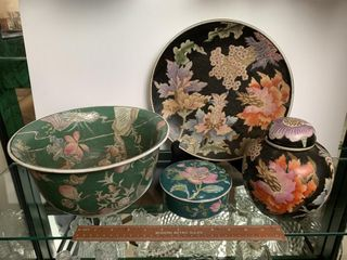 Chinese Export Decorative Art