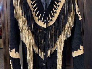 3B West leather Jacket