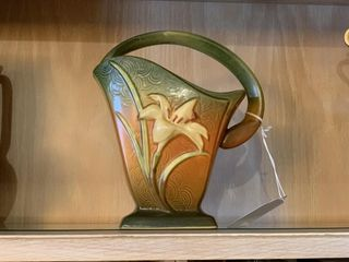 Roseville 394   8  Vase