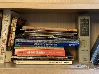 Novels  Contents of Shelf