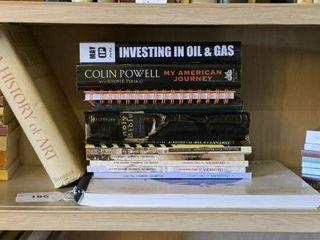 Art Books  Finance Books  Contents of Shelf