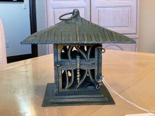 Dragonfly Iron lantern