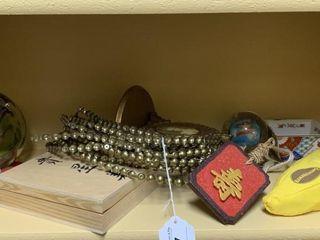 Nutcracker  Coasters  Contents of Shelf