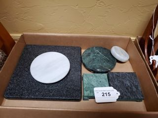 Stone  Marble Display Bases