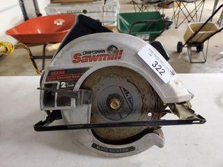 Craftsman Sawmill Saw