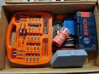 Bosch   asst  Screwdriver bits