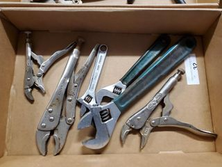 Olympia Pliers   Adjustable Wrenches
