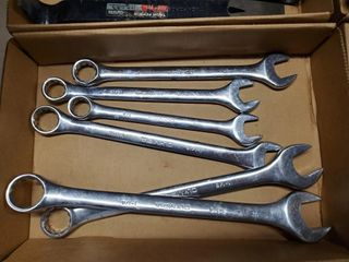 Olympia Wrench set