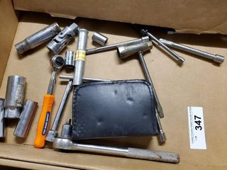 asst  Sockets   Wrenches