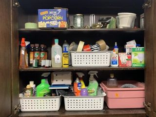 Cleaning Supplies  Asst  Household Products