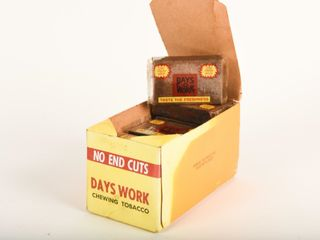 DAYS WORK CHEWING TOBACCO 15 CUTS BOX   FUll