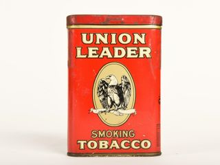 UNION lEADER SMOKING TOBACCO POCKET POUCH