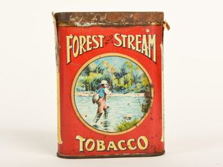FOREST AND STREAM TOBACCO POCKET POUCH
