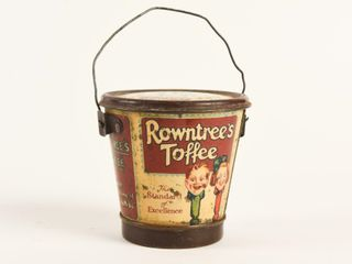 ROWNTREE S TOFFEE  THE STANDARD OF EXCEllENCE PAIl