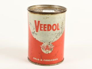 VEEDOl OIlS MEDIUM CUP GREASE ONE lB  CAN