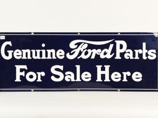RARE GENUINE FORD PARTS FOR SAlE HERE SSP SIGN