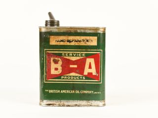 B A  BOWTIE  HAND SEPARATOR OIl CAN
