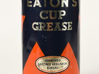 RARE EATON S CUP GREASE 5 POUNDS CAN