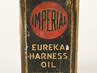 IMPERIAl RED BAll EUREKA HARNESS OIl QUART CAN