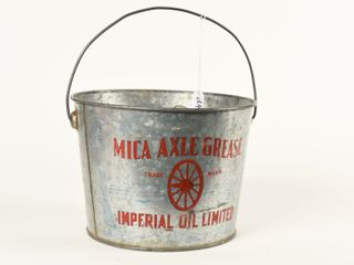 IMPERIAl THREE STAR OIl MICA AXlE GREASE PAIl