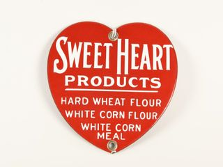RARE SWEET HEART PRODUCTS FlOUR SSP SIGN