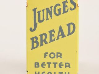 JUNGE S BREAD FOR BETTER HEAlTH PORC  PAlM PRESS