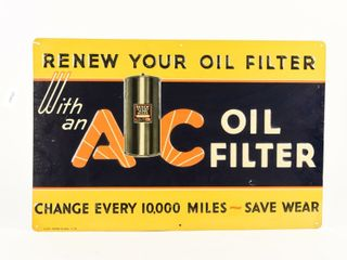 1932 RENEW YOUR OIl FIlTER WITH A C SST SIGN