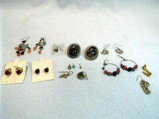 Earrings  Pierced   Pairs  Singles