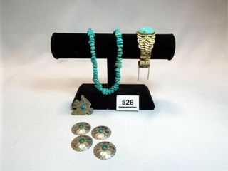 Santa Fe Style Jewelry  7