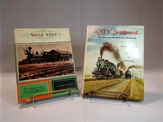 1960  1976 Railroad Books  2