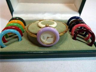 Gucci Women s Bracelet Watch in box